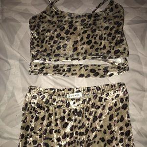 Dolls kill leopard outfit